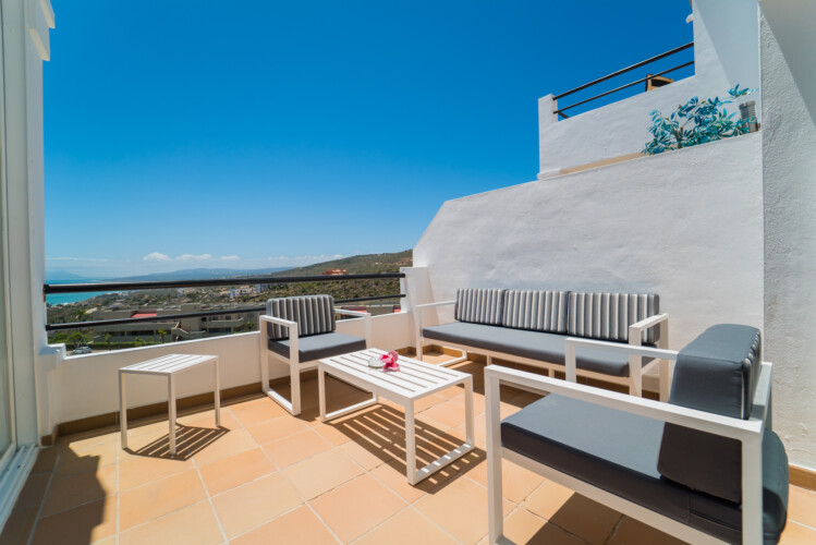 Sotogrande Townhouse with Gibraltar Views, Luxury Vacation Rentals Marbella Costa Del Sol